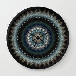 Mandala Dreamworld Wall Clock