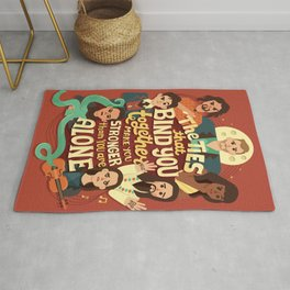 Stronger Together Rug