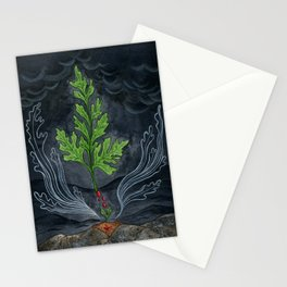 Do Plants Have Ghosts? Stationery Cards