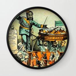 A Liliput Kingdom For Sale Cheap Wall Clock