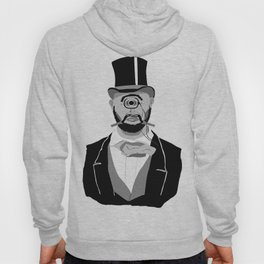 The Greatest Mustache Unknown to Man Hoody