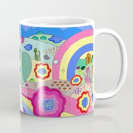 Gary the Farting Unicorn Coffee Mug