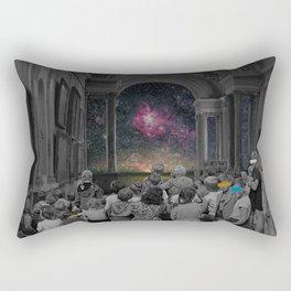 Schöne Aussichten · Kasperletheater Rectangular Pillow
