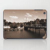 island iPad Cases featuring island by Christophe Chiozzi