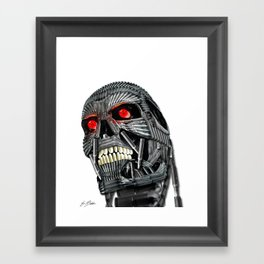 Termmunition   Framed Art Print