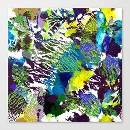 Deeps Canvas Print
