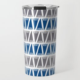 Tee Pee Lapis Blue Travel Mug