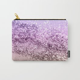 Unicorn Girls Glitter #13 #shiny #decor #art #society6 Carry-All Pouch