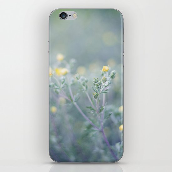 Murmuring iPhone & iPod Skin
