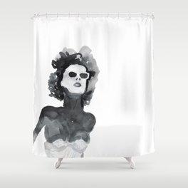 Woman XY 222 Shower Curtain