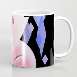 Starry Eyed Lion Coffee Mug