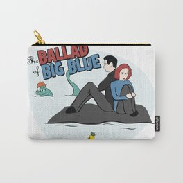The Ballad of Big Blue Carry-All Pouch