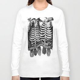 Tree Spirits Long Sleeve T-shirt