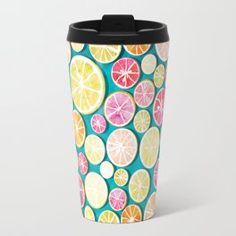 Citrus bath Travel Mug