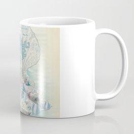 Anais Nin Mermaid [vintage inspired] Art Print Coffee Mug