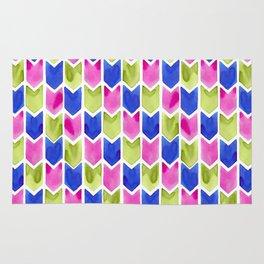 Arrow Multicolor Rug