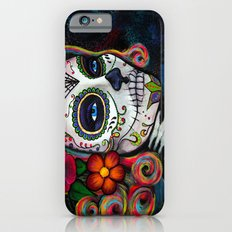 Sugar Skull Candy iPhone 6 Slim Case