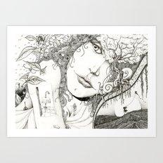 040412 Art Print