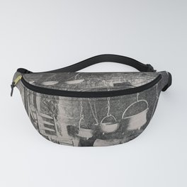 Antique Kitchen Fanny Pack
