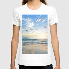 Beach Scene 34 T-shirt