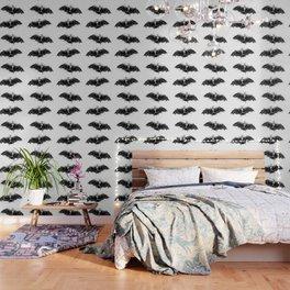 Skeletal Bat Wallpaper