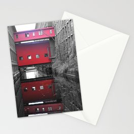 Evolution Of Lowell Stationery Cards