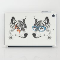 blues brothers iPad Cases featuring Brothers by Zeke Tucker