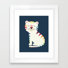 Beautiful Gene Framed Art Print