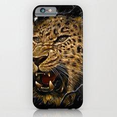 Leopard iPhone 6s Slim Case