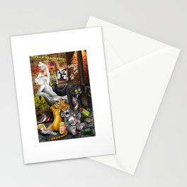 Kit Cat Klub Stationery Cards