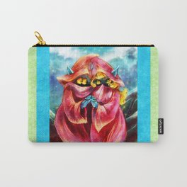 Orko and Dree Elle Carry-All Pouch