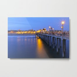 Huntington Beach Pier ~ July 2nd 2013 Metal Print