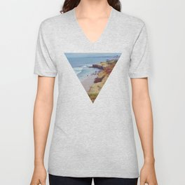 La Jolla Shores Unisex V-Neck