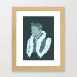 Alistair Theirin Framed Art Print