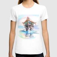 vietnam T-shirts featuring Vietnam by tatiana-teni