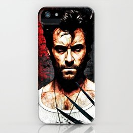 The Weapon XFactor iPhone Case