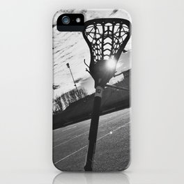 Laxin it up iPhone Case