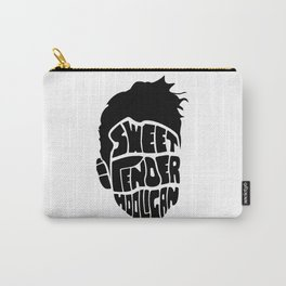 Sweet and Tender Hooligan (Black Only) Carry-All Pouch