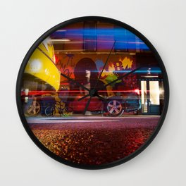 Rust Never Sleeps Wall Clock