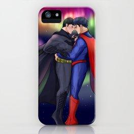 SuperBat - Dance iPhone Case
