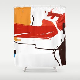 Touch of joy Shower Curtain