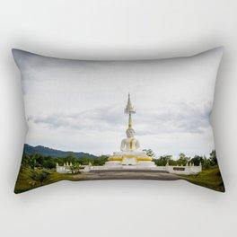 Thailand tempel Khao lak Rectangular Pillow