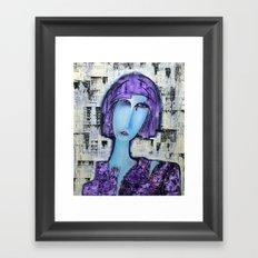 news item Framed Art Print