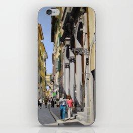 Via del Corso iPhone Skin