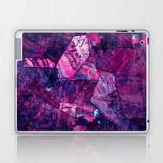 Labradorite Purple Laptop & iPad Skin