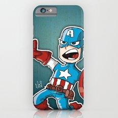 Capitain America iPhone 6 Slim Case