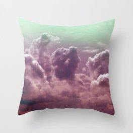 Beautiful Menace Throw Pillow