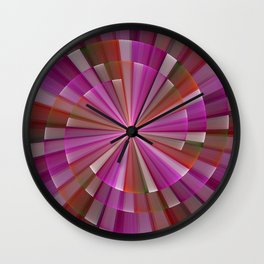 Candyland Dreams Wall Clock