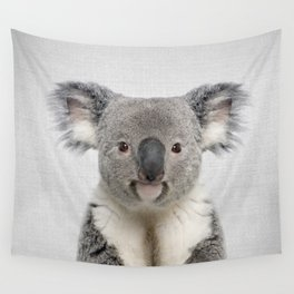 Koala 2 - Colorful Wall Tapestry