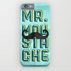 mr moustache iPhone 6s Slim Case
